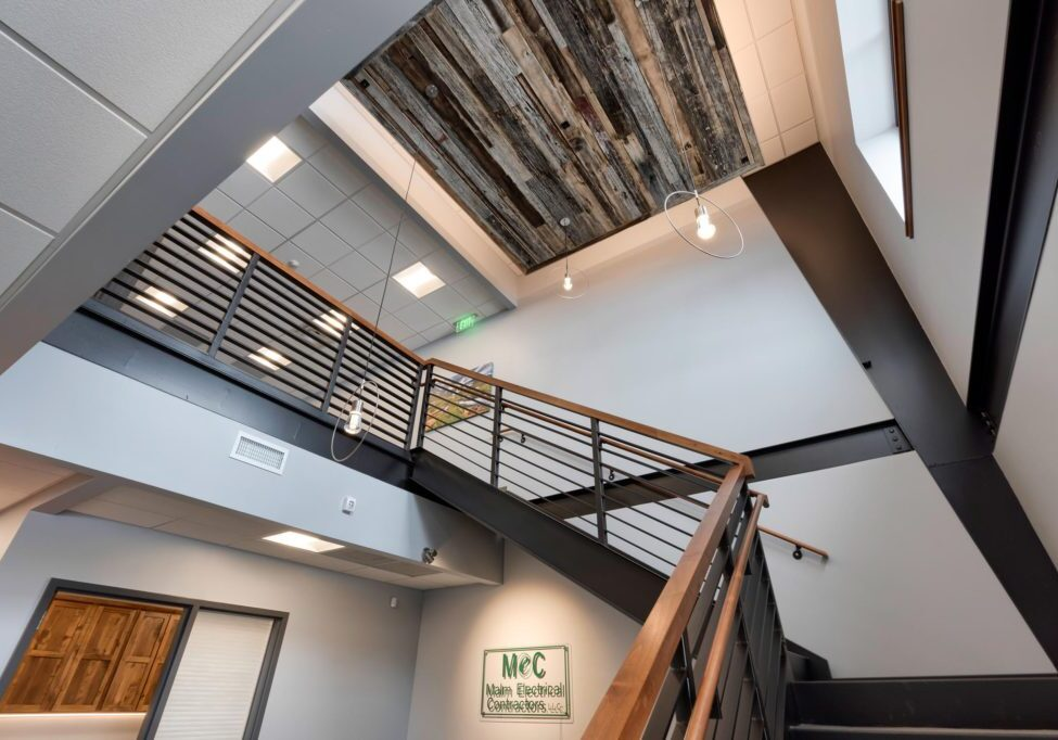 Design UTSD Staircase